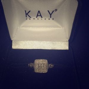 KAY's engagement ring